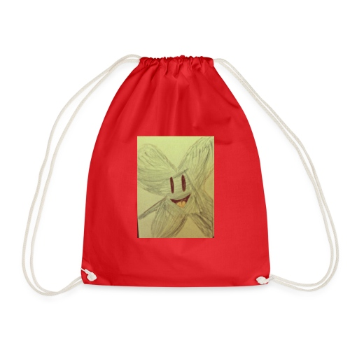 lucky day - Drawstring Bag