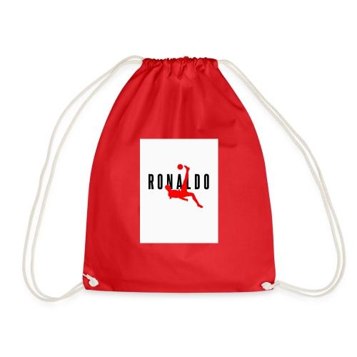 Casual Hoodie - Drawstring Bag