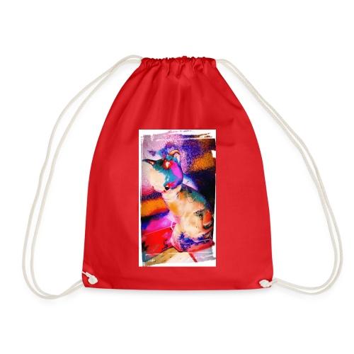 Toop Toop t-shirt katoen | kinderen 3-8 | Kunstkat - Gymtas
