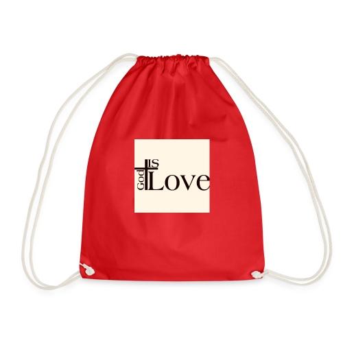 Good love - Drawstring Bag
