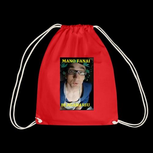 didesnis - Drawstring Bag