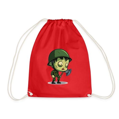 Horror Dawn of the Dead - Drawstring Bag