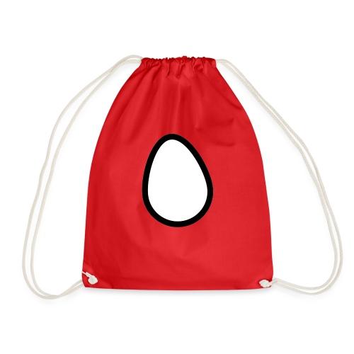 Sir Egg - Drawstring Bag