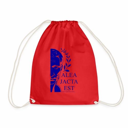ALEA JACTA EST azulgigante - Mochila saco