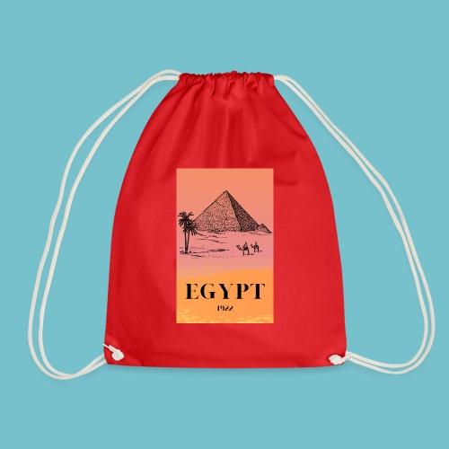 Egypt - Drawstring Bag