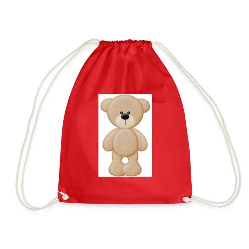 Teddy bear - Turnbeutel