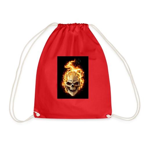 Men hood - Drawstring Bag