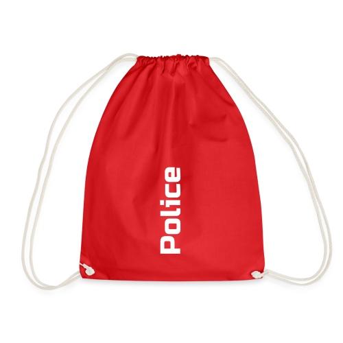 Police simple vertical - Sac de sport léger