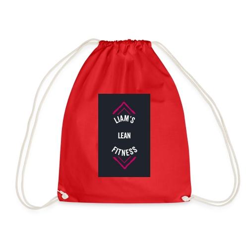 LIAM'S LEAN FITNESS - Drawstring Bag