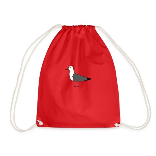 Seagull - Drawstring Bag