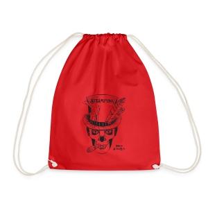 Steampunk Voodoo Spiced Rum - Drawstring Bag