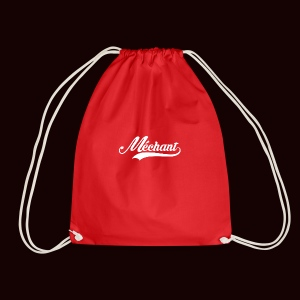 mechant_logo_white - Sac de sport léger