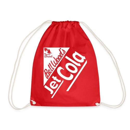 Jet Cola White - Drawstring Bag