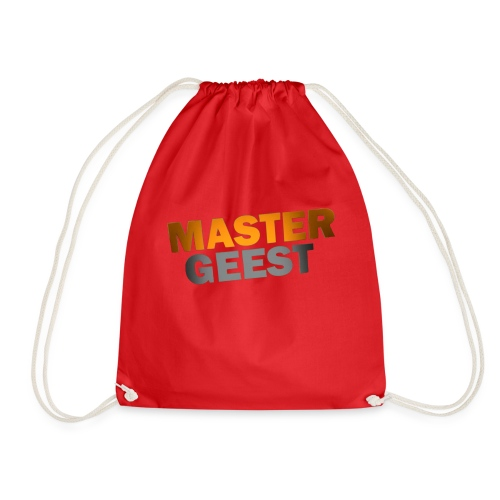 Mastergeest T-Shirt - Gymtas