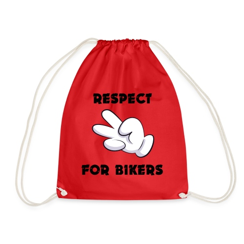Respect for Bikers - Sacca sportiva