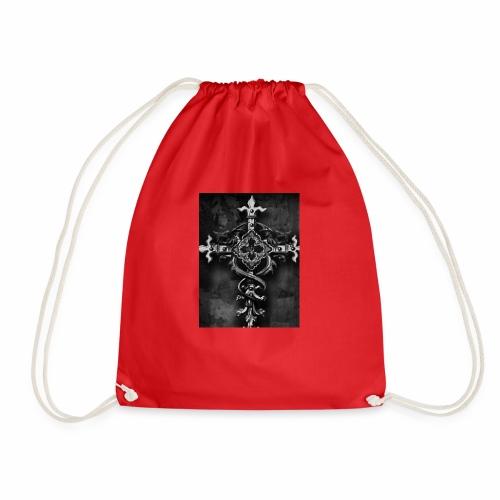 Gothic Kreuz - Turnbeutel