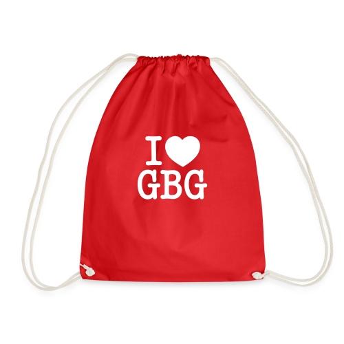 I love GBG - Gymnastikpåse