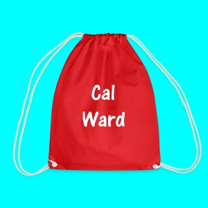 Cal Ward - Drawstring Bag