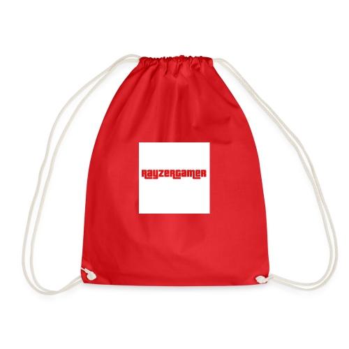 RayZerGamer logo - Drawstring Bag