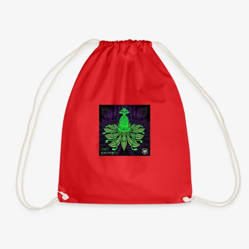 Meerkut Black Mamba - Drawstring Bag