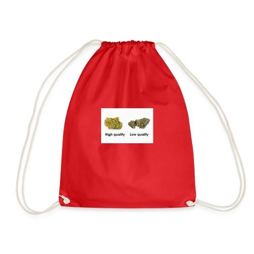High Quality Weed - Drawstring Bag