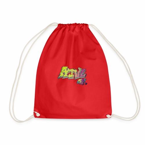 ALIVE TM Collab - Drawstring Bag