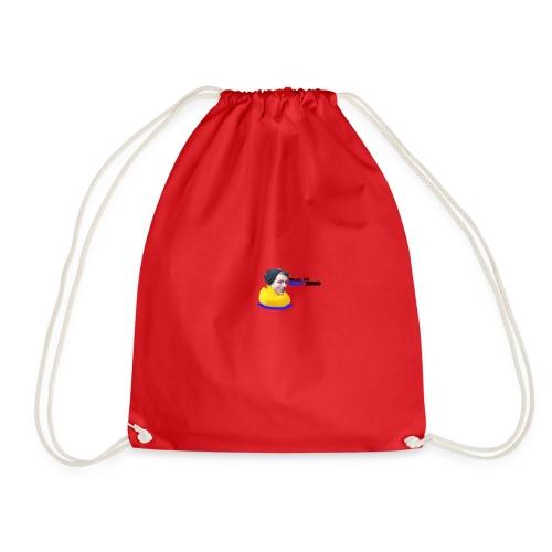 Hello I'm Bart Duck - Drawstring Bag