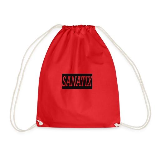 SanatixShirtLogo - Drawstring Bag