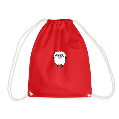 Bleet Sheep (floating) - Drawstring Bag