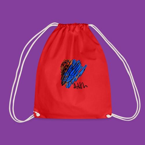 Untitled 15 - Drawstring Bag