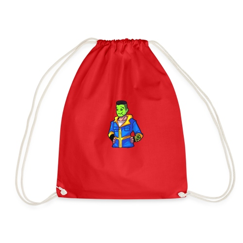 fallout emotes 022 - Drawstring Bag