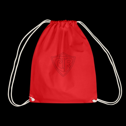 the shield - Drawstring Bag