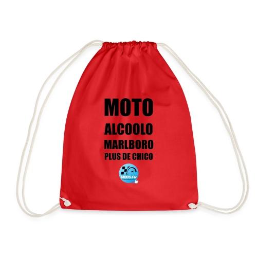 Mixis.fr - Moto Alcoolo Marlboro Plus de Chico... - Sac de sport léger
