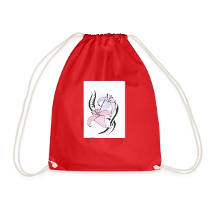 lilly design - Drawstring Bag