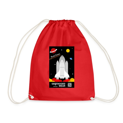 Rocket Science Kids - Turnbeutel