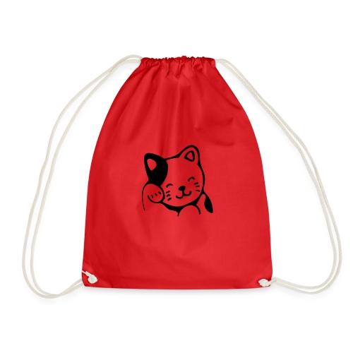 Kätzchen - Kitty - Turnbeutel