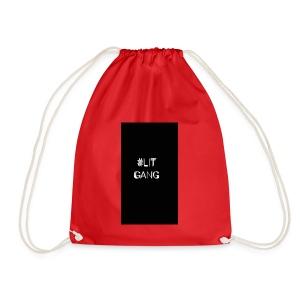 Joel - Drawstring Bag