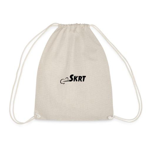 OLUWAH-Skrt - Drawstring Bag