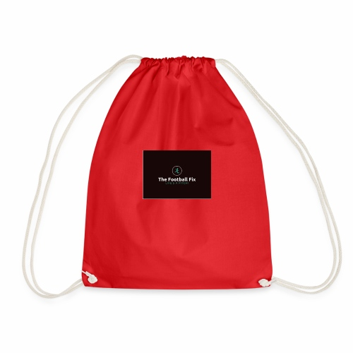The Football Fix - Drawstring Bag