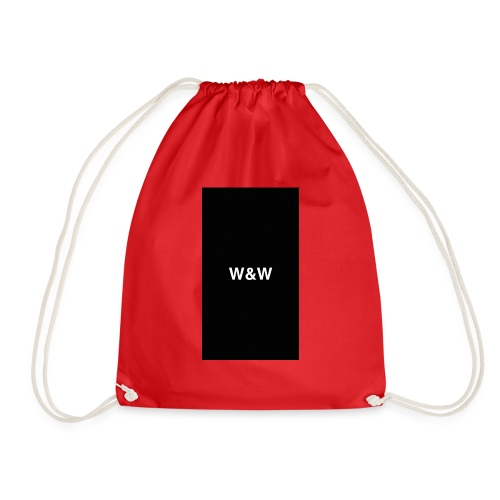 W&W Logo - Drawstring Bag