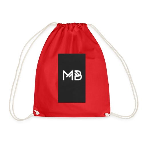 Mb squared - Drawstring Bag