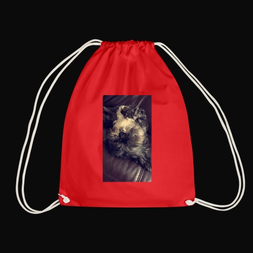 Bobby Pooch merchandise - Drawstring Bag