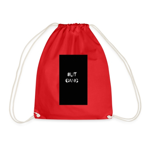Joel - Drawstring Bag