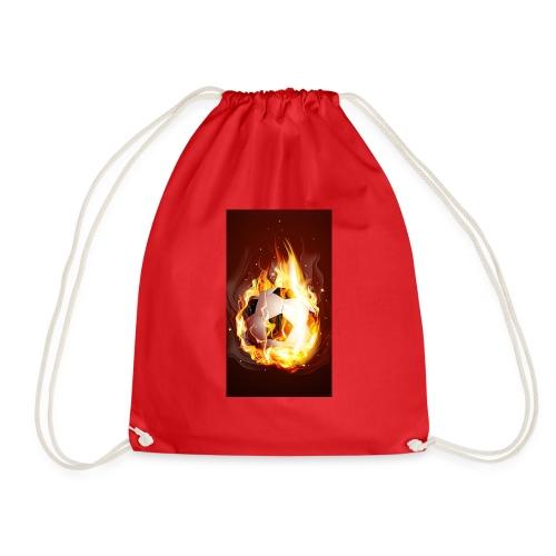 8FB52E46 EF94 4D33 805E B871B7268BBF - Drawstring Bag