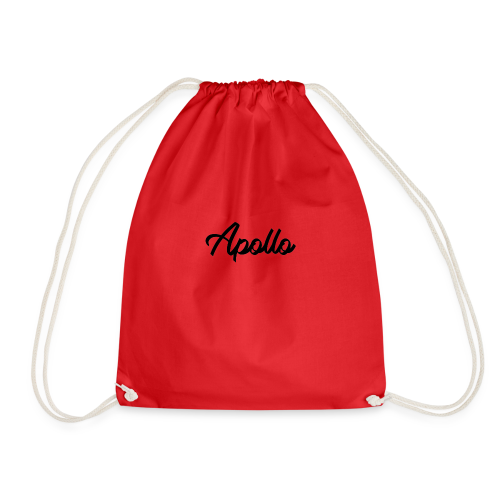 Apollo curve - Drawstring Bag