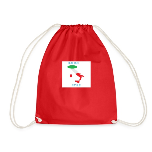 ITALIAN STYLE - Sacca sportiva