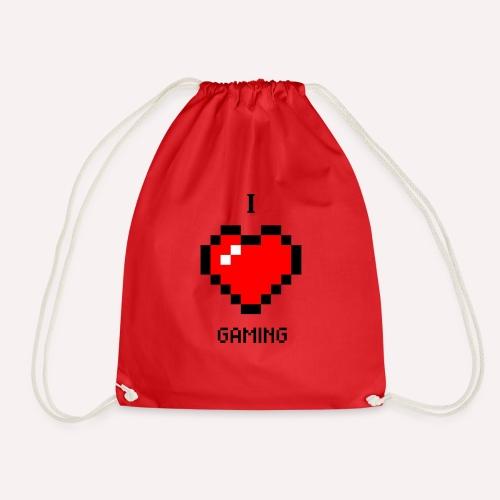 I Love Gaming - Turnbeutel