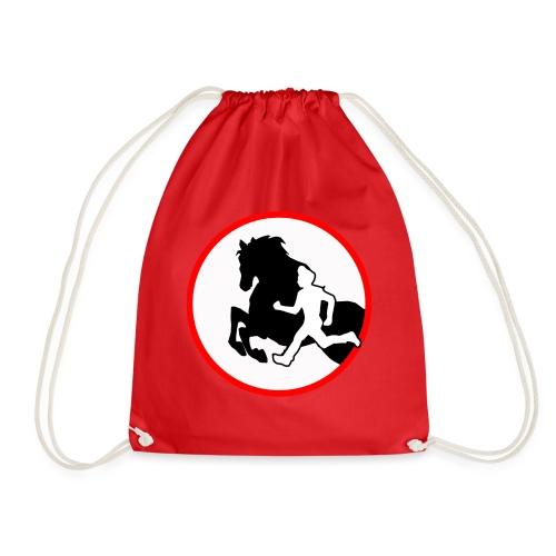 Horse Agility Logo - Turnbeutel