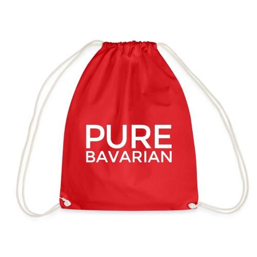 PURE BAVARIAN (Weiß) Bayern Pur - Turnbeutel