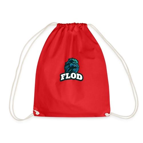 Mijn FloD logo - Gymtas